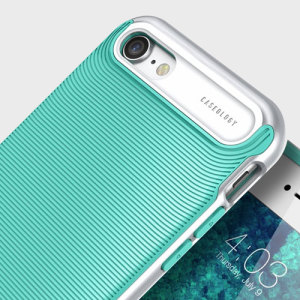 Caseology Wavelength Series iPhone 7 Case - Turquoise Mint