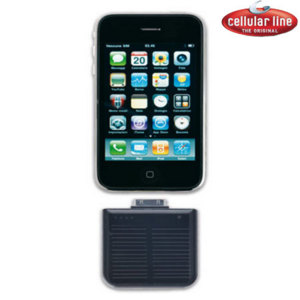Celluar Line iPhone / iPod Solar Emergency Charger