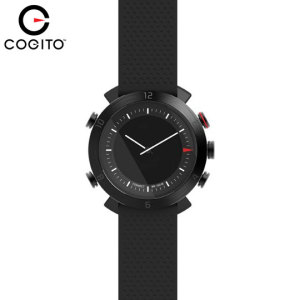 COGITO ORIGINAL Analog SmartWatch - Black