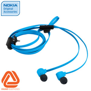 Coloud Pop Nokia Headphones - WH-510 - Cyan