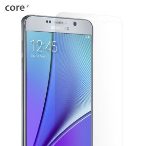 CORE Samsung Galaxy Note 5 Tempered Glass Screen Protector