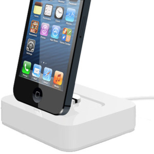 Cover-Mate Case Compatible Cradle for Lightning Devices