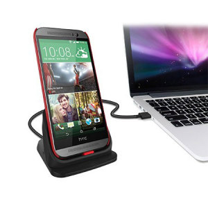 Cover-Mate HTC One M8 Desktop Charging Dock