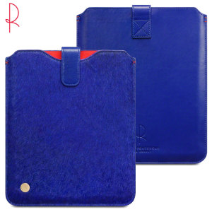 Covert Rosie Fortescue Pouch for iPad 4 / 3 / 2 - Blue