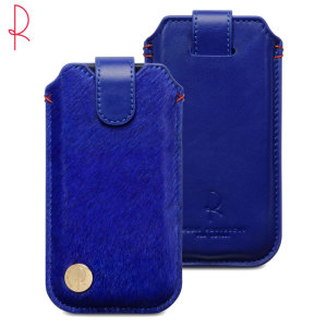 Covert Rosie Fortescue Pouch for iPhone 5S / 5 - Blue