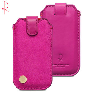 Covert Rosie Fortescue Pouch for iPhone 5S / 5 - Pink