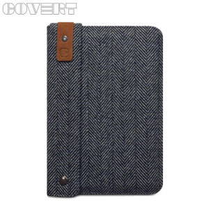 Covert Stafford iPad Mini 3 / 2 / 1 Pouch Case - Tweed