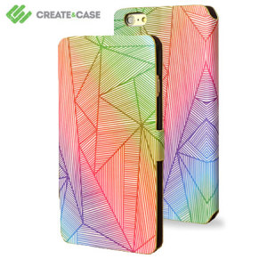 Create and Case iPhone 6 Plus Book Stand Case - Billy Rays