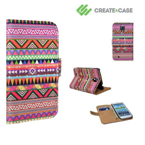 Create And Case Samsung Galaxy S4 Flip Case - Overdose