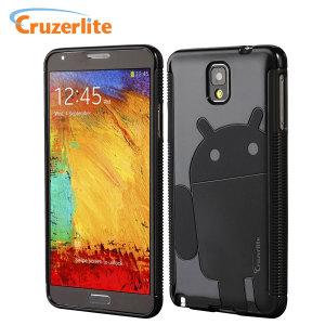 Cruzerlite Androidified A2 Case for Samsung Galaxy Note 3 - Black