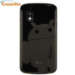 Cruzerlite Androidified TPU Case for Google Nexus 4 - Smoke