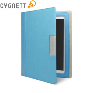 Cygnett Alumni Canvas Case for iPad 2 / 3 / 4 - Cobalt Blue
