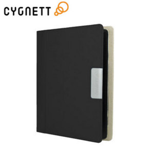 Cygnett Alumni Case for iPad 4 / 3 - Black