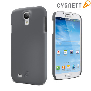 Cygnett Feel PC Case for Samsung Galaxy S4 - Grey