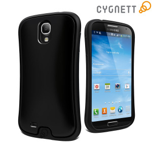 Cygnett FitGrip Case for Samsung Galaxy S4 - Black