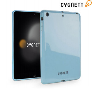 Cygnett FlexiGel iPad Mini 3 / 2 / 1 Case - Blue