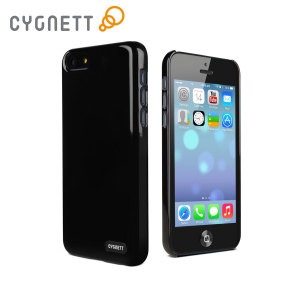 Cygnett Form PC Case for iPhone 5C - Black