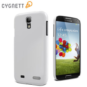Cygnett Form PC Case for Samsung Galaxy S4 Mini - Gloss White