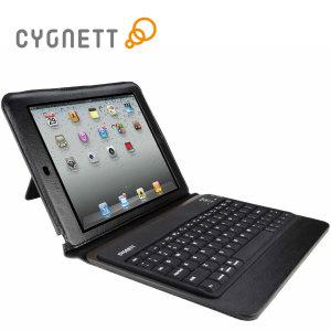 Cygnett Lavish Type Case with Bluetooth Keyboard for iPad Air - Black