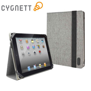 Cygnett Node Folio Case for iPad Air - Grey