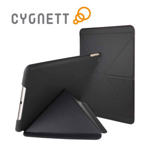 Cygnett Paradox Sleek Folding Folio Case For iPad Air - Black