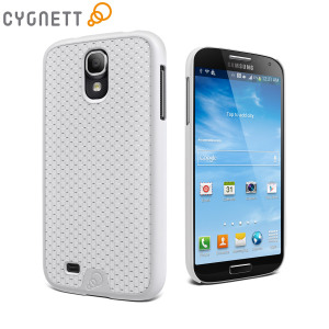 Cygnett Urban Shield For Samsung Galaxy S4 -  Carbon White