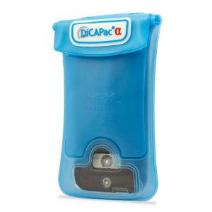 DiCAPac Samsung Galaxy S8 Plus Waterproof Case  - Blue