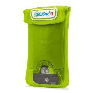 DiCAPac Samsung Galaxy S8 Plus Waterproof Case  - Green