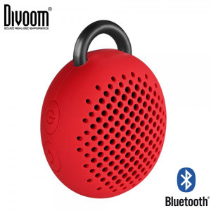 Divoom Bluetune-Bean Bluetooth Speaker - Red