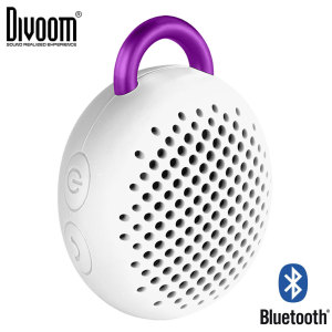 Divoom Bluetune-Bean Bluetooth Speaker - White