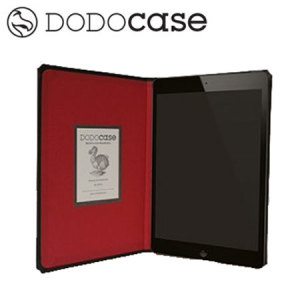 DODOcase HARDcover classic for iPad Mini 2 / iPad Mini - Red