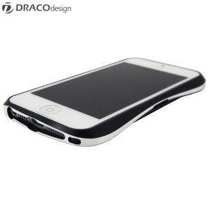 Draco Design Aluminium Bumper for the iPhone 5S / 5 - Black
