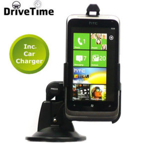 Drivetime HTC Radar Car Pack