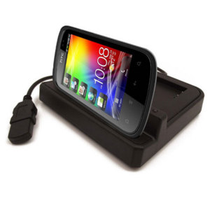 Dual Desk Dock for HTC Explorer