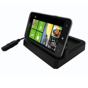 Dual Desk Dock for HTC TITAN
