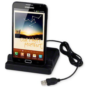 Dual Desk Dock for Samsung Galaxy Note