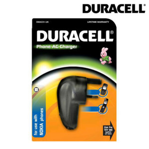 Duracell DMAC01-UK AC microUSB Phone Charger
