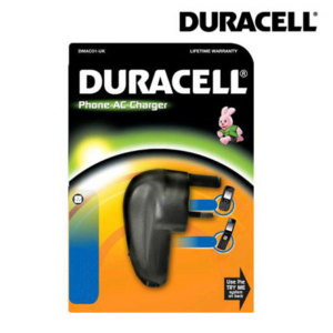 Duracell DMAC03-UK AC iPhone / iPod Charger