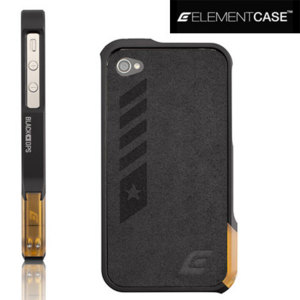 ElementCASE Vapor PRO Black Ops Edition for iPhone 4S / 4