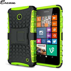 Encase ArmourDillo Nokia Lumia 630 / 635 Protective Case - Green