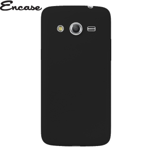 Encase FlexiShield Samsung Galaxy Core 4G Case - Black