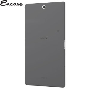 Encase FlexiShield Sony Xperia Z3 Tablet Compact Case - Smoke Black