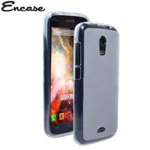 Encase FlexiShield Wiko Darkmoon Case - Frost White