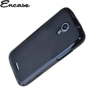 encase flexishield wiko wax case black the inside