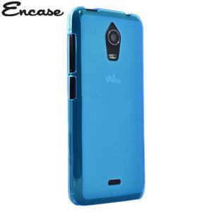 Encase FlexiShield Wiko Wax Case - Blue