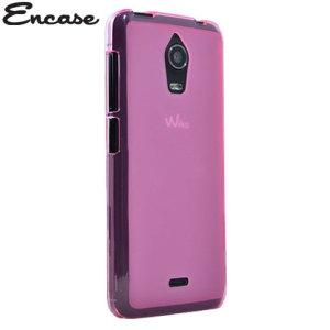 Encase FlexiShield Wiko Wax Case - Pink