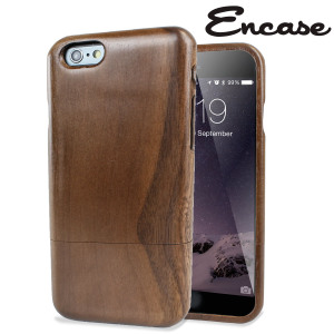 Encase Genuine Wood iPhone 6S / 6 Case - Walnut