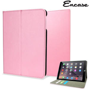 Encase Stand and Type iPad Air 2 Case - Pink