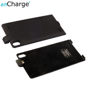 enCharge EE Kestrel Power Jacket Case 2800mAh - Black