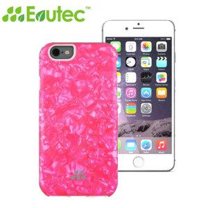 Evutec Apple iPhone 6S / 6 Kaleidoscope Pattern SC Series Case - Pink
